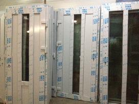 Lauko Durys Naujos nuo 130e.dvigubos+langai