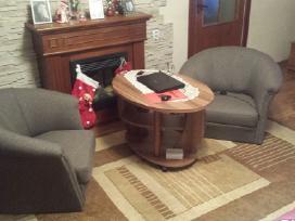 Minkstu baldu remontas restauravimas