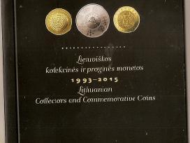 Lietuviškų Monetų Katalogas 1993-2015