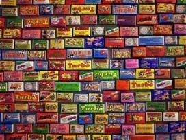 Ieskau kramtomos gumos popieriuku