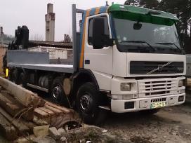 """UAB """"ltrans"""" krovinių pervežimas su fiskaru, Vln"""