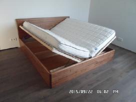 Komodos, lovos, stalai, virtuvės baldai ir t.t.