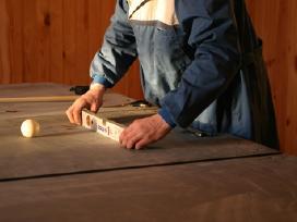 Biliardo stalų restauravimas/pervilkimas