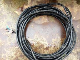 Elektros kabelis