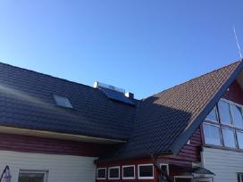 Saulės kolektoriai ir saulės elektrinės