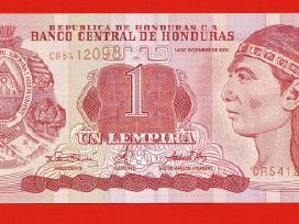Hondurasas 2000m. banknota 1 lempira Unc N101+*