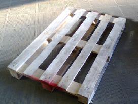 Naudoti mediniai padeklai pardavimas supirkimas - nuotraukos Nr. 3