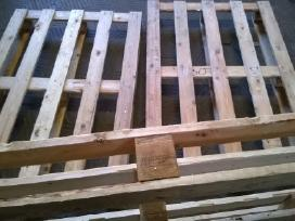 Naudoti mediniai padeklai pardavimas supirkimas - nuotraukos Nr. 4