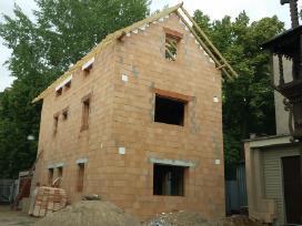 Mūro darbai. Betonuotojai - nuotraukos Nr. 4