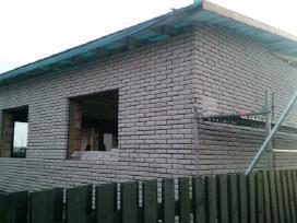 Mūro darbai. Betonuotojai - nuotraukos Nr. 7