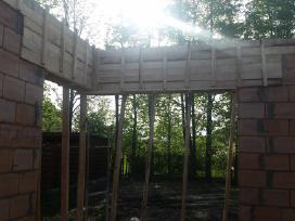 Mūro darbai. Betonuotojai - nuotraukos Nr. 11