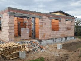 Mūro darbai. Betonuotojai - nuotraukos Nr. 12