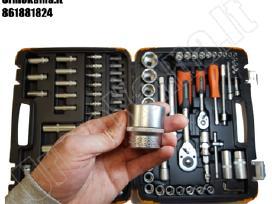 Nauji įrankiai - galvučių komplektai Vokietija