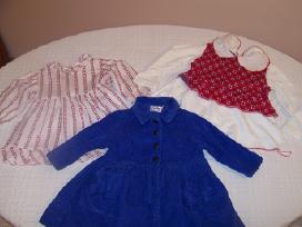 Nebrangiai, nauji ir dėvėti dukrytės drabužėliai. - nuotraukos Nr. 4