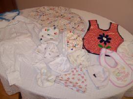 Dukrytės dėvėti drabužėliai nuo 0 iki 12mėn - nuotraukos Nr. 8