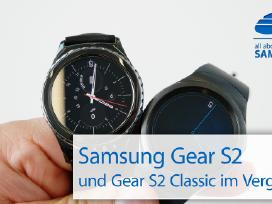 Apple, Garmin, Samsung Gear S2 Classic laikrodis
