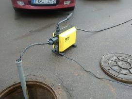 Kanalizacijos vamzdynų valymas - kanalizacijos atk - nuotraukos Nr. 6