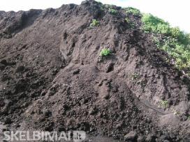 Juodžemis - Kompostas Pasvalyje