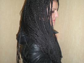 Plauku pluostas kanekalonas
