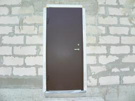 Metalinės lauko durys