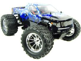 Naujas rc 1:10 monstro modelis (ne žaislas) - nuotraukos Nr. 10