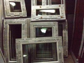 Lauko plastikines Durys nuo100eur+langai - nuotraukos Nr. 7