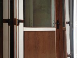 Lauko plastikines Durys nuo100eur+langai - nuotraukos Nr. 9