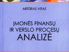Įmonės finansų ir verslo procesų analizė