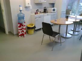 Poliuretaninės grindys, įrengimas - nuotraukos Nr. 4