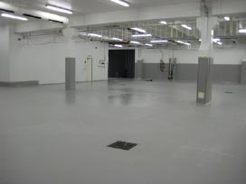 Poliuretaninės grindys, įrengimas - nuotraukos Nr. 9