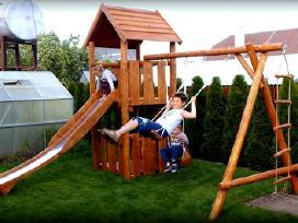 Akcija! Vaikų žaidimo aikštelės