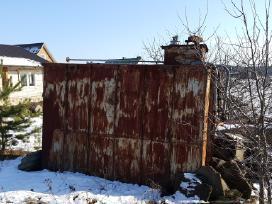 Kuro ar kanalizacijos nuotekų talpyklos 10kubu