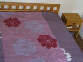 Medvilninė dvigulė lovatiesė+2 užvalkaliukai