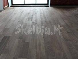 Mediniu grindu slifavimas - nuotraukos Nr. 7