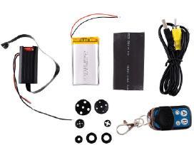 Įmontuojama slapta stebejimo kamera