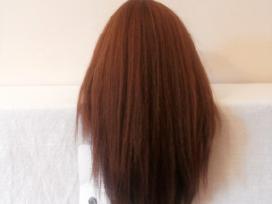 Nauji ir mažai dėvėti perukai, galvos aksesuarai - nuotraukos Nr. 7