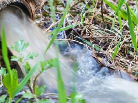 Vandens gręžiniai, geoterminis šildymas