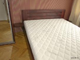 Parduodu medienos masyvo lova. - nuotraukos Nr. 2