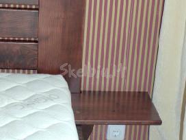 Parduodu medienos masyvo lova. - nuotraukos Nr. 3