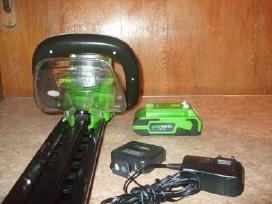 New Elektriniai Trimeriai Green Works Tools