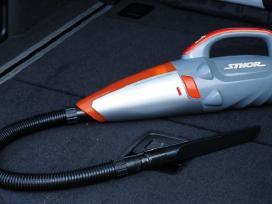 Automobilinis vakuuminis dulkių siurblys Sthor 12v