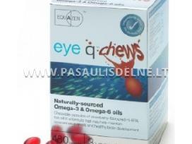 Equazen Eye q chews vaikams N60, N180 N360