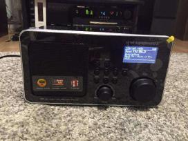 Radionette Internetine radija,sony dab fm.usb,blue