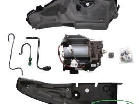 Hitachi oro kompresoriaus rem komplektas Airmatic - nuotraukos Nr. 6