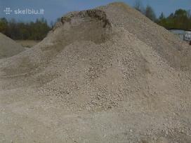 Plautas žvyras, smėlis, juodžemis Klaipedos apskr - nuotraukos Nr. 2