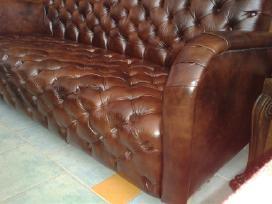 Minkštų ir medinių baldų restauravimas ir remontas