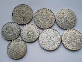 Latvijos Respublikos monetos - nuotraukos Nr. 2
