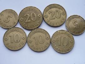 Latvijos Respublikos monetos - nuotraukos Nr. 3