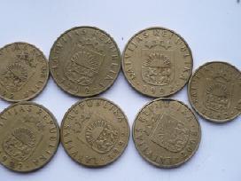 Latvijos Respublikos monetos - nuotraukos Nr. 4