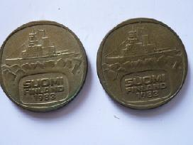 Suomijos Respublikos monetos